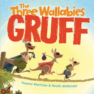 three wallabies gruff