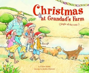 christmas at grandads farm