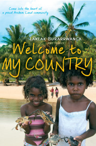 Welcome to My Country | FINAL COVER REVISED (17 April 2013)