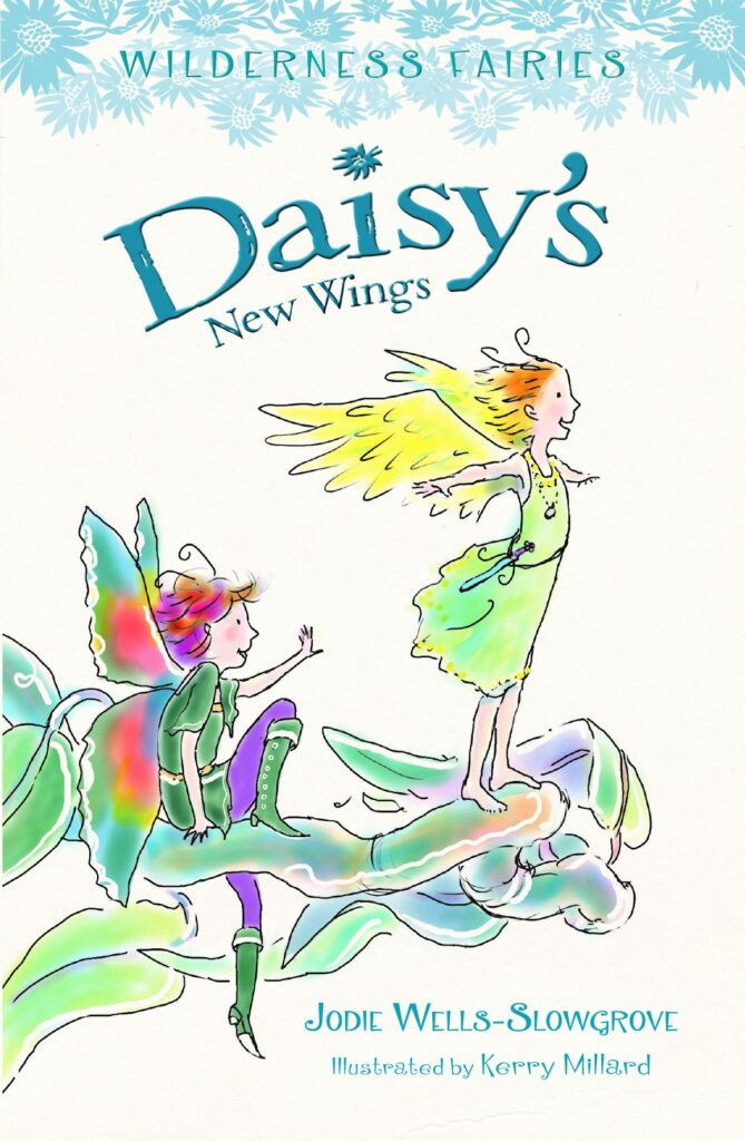 Daisys new wings