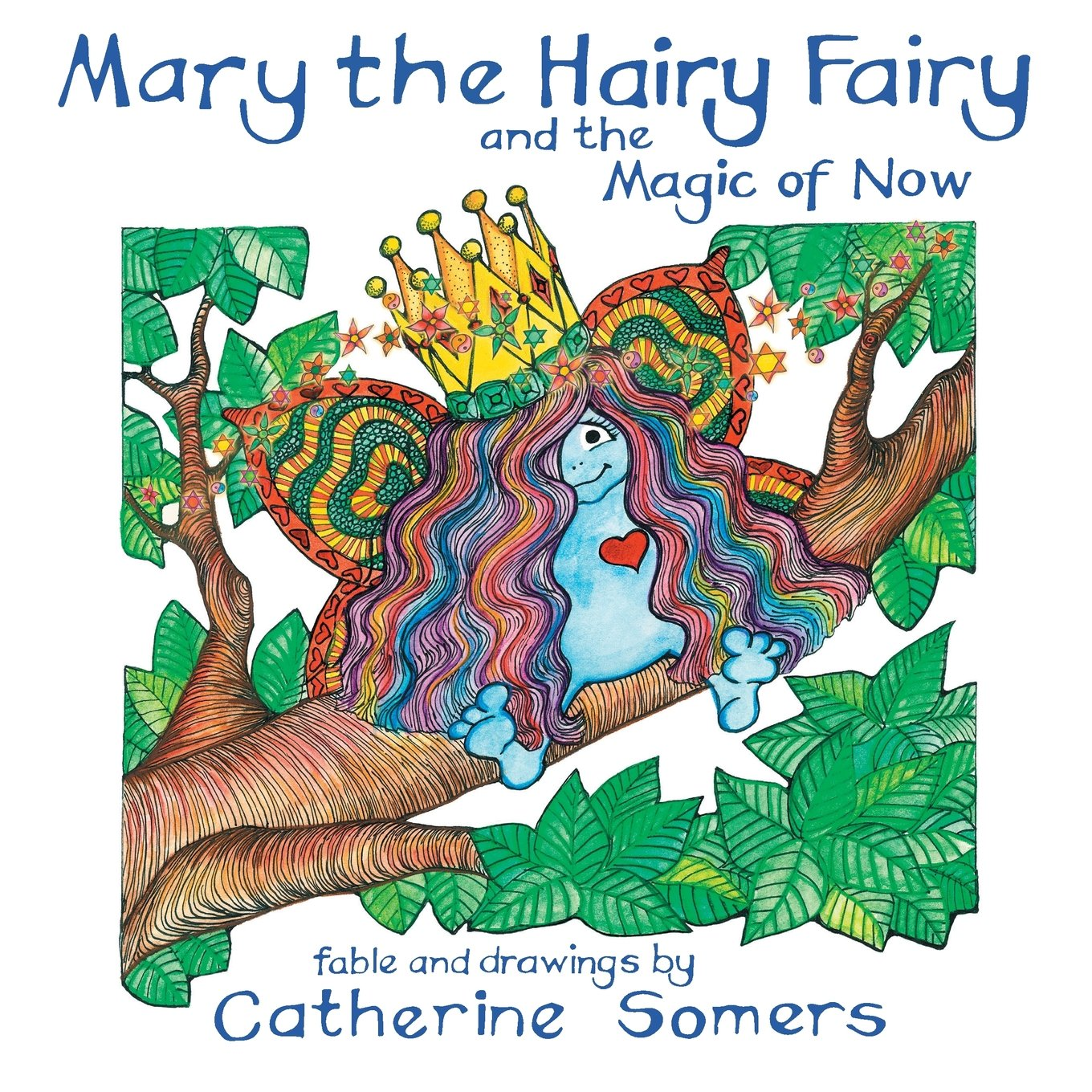 mary the hairy fairy