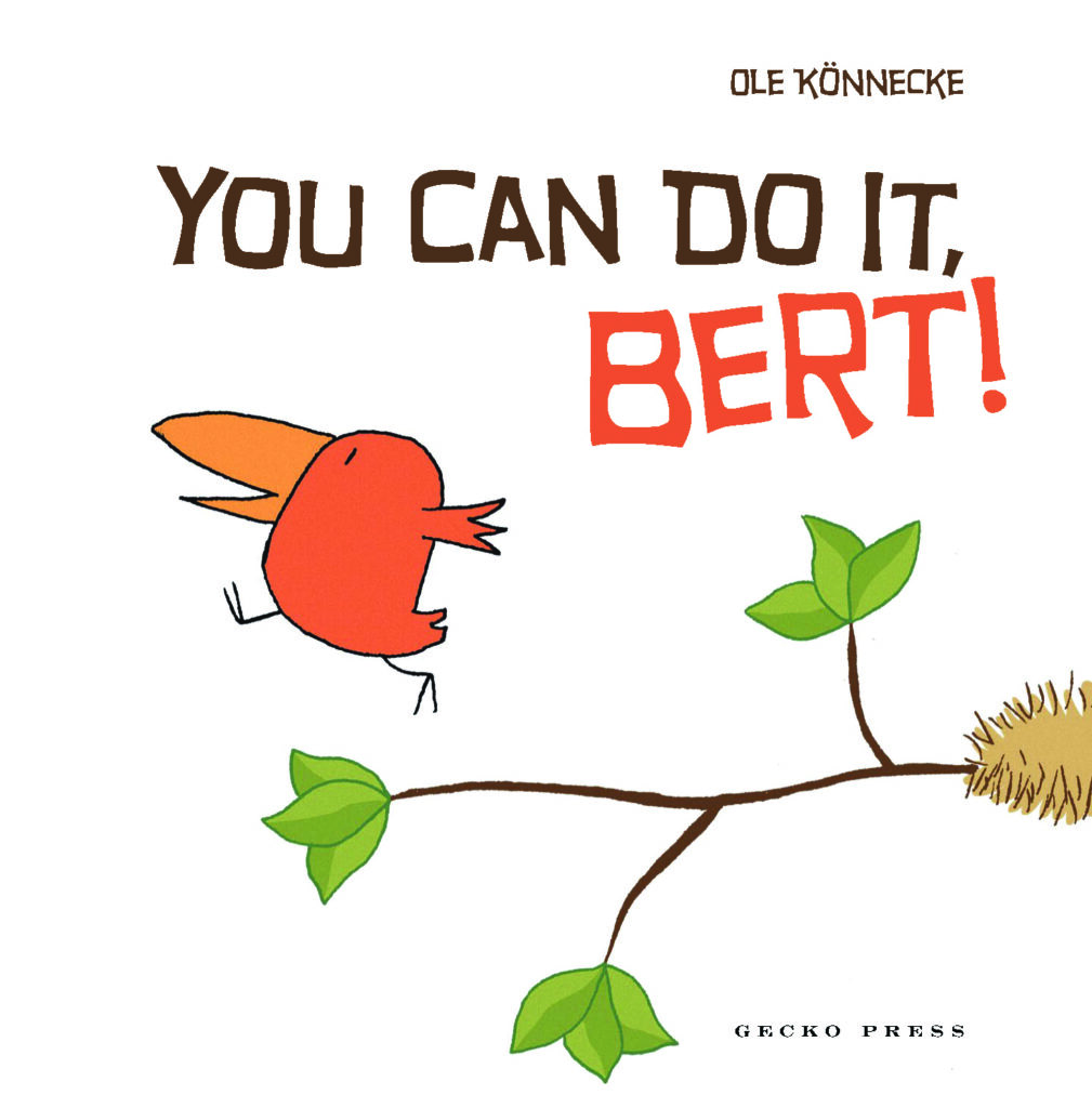 You Can Do It Bert_draft cover