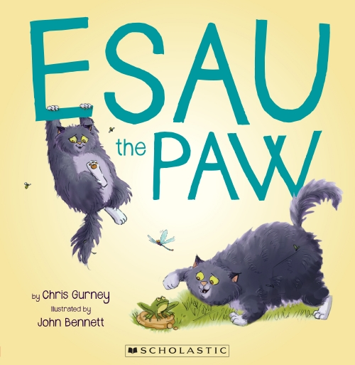 esau the paw