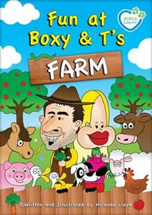 fun at boxy and ts farm