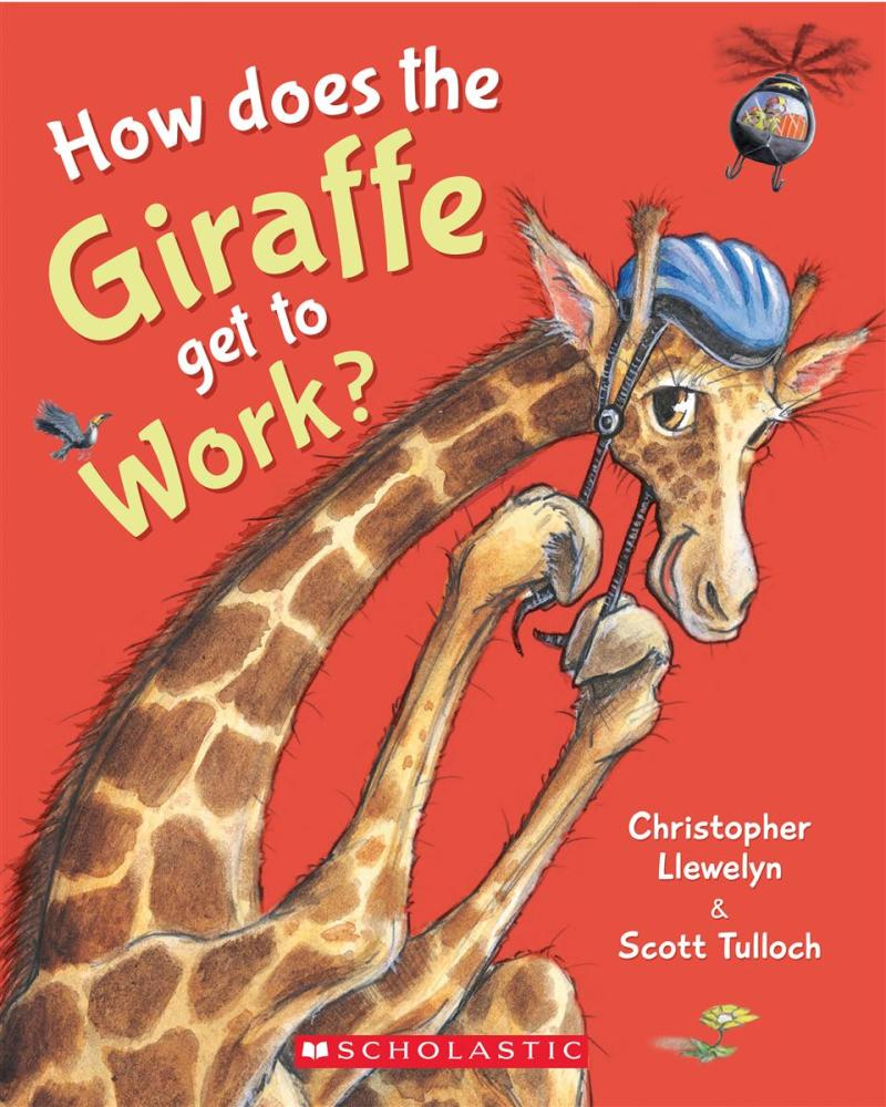 how-does-the-giraffe-get-to-work-