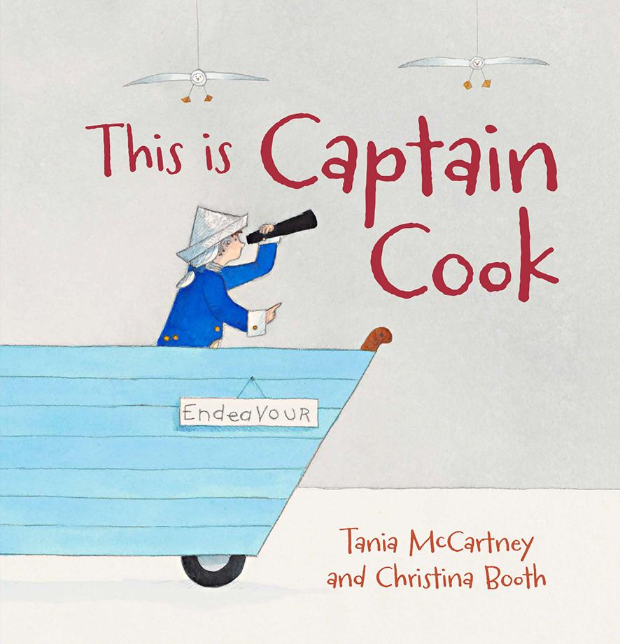 this is captain cook