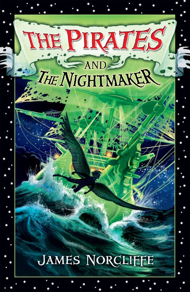 pirates and the nightmaker