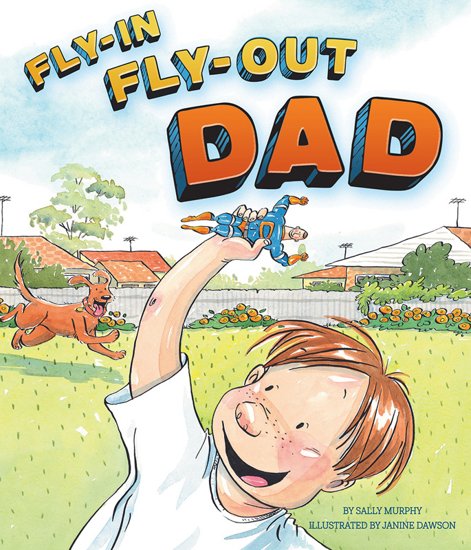 fly in fly out dad