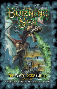 Book 1 - BURNING SEA - front cover (2)