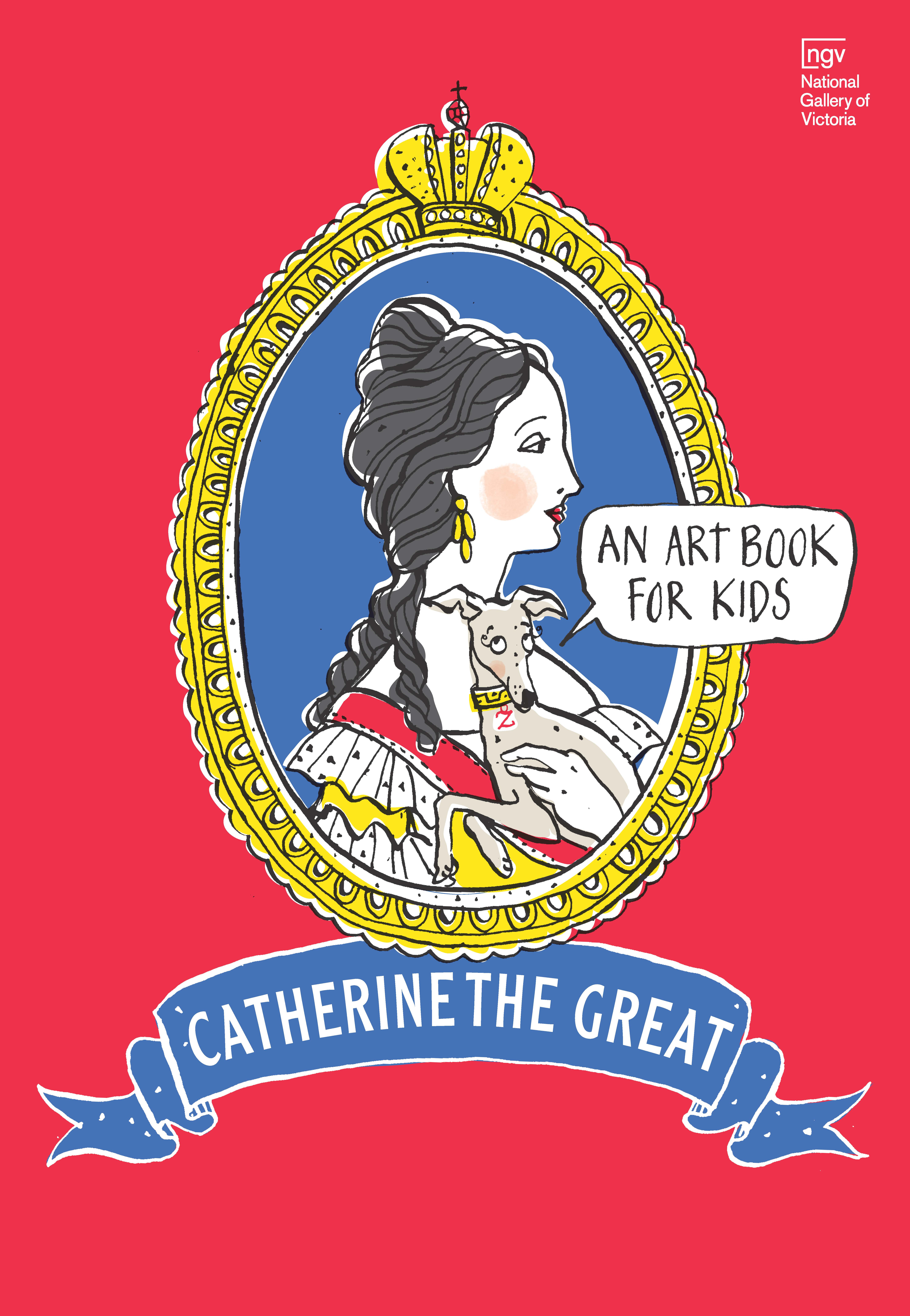 Catherine The Great An Art Book For Kids Reading Time