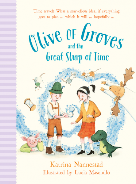 olive of groves and the great slurp