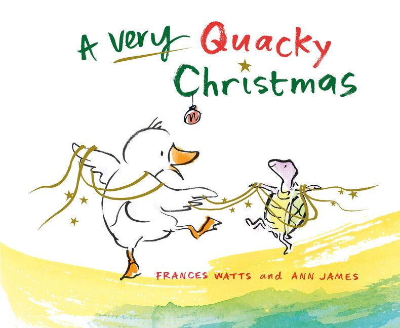 Christmas In Australia Book.A Very Quacky Christmas Reading Time