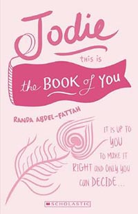 jodie this is the book of you