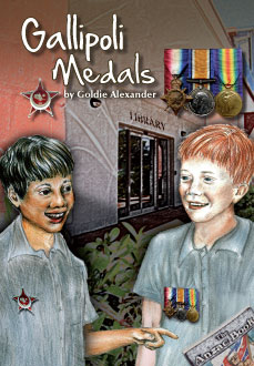 Gallipoli medals