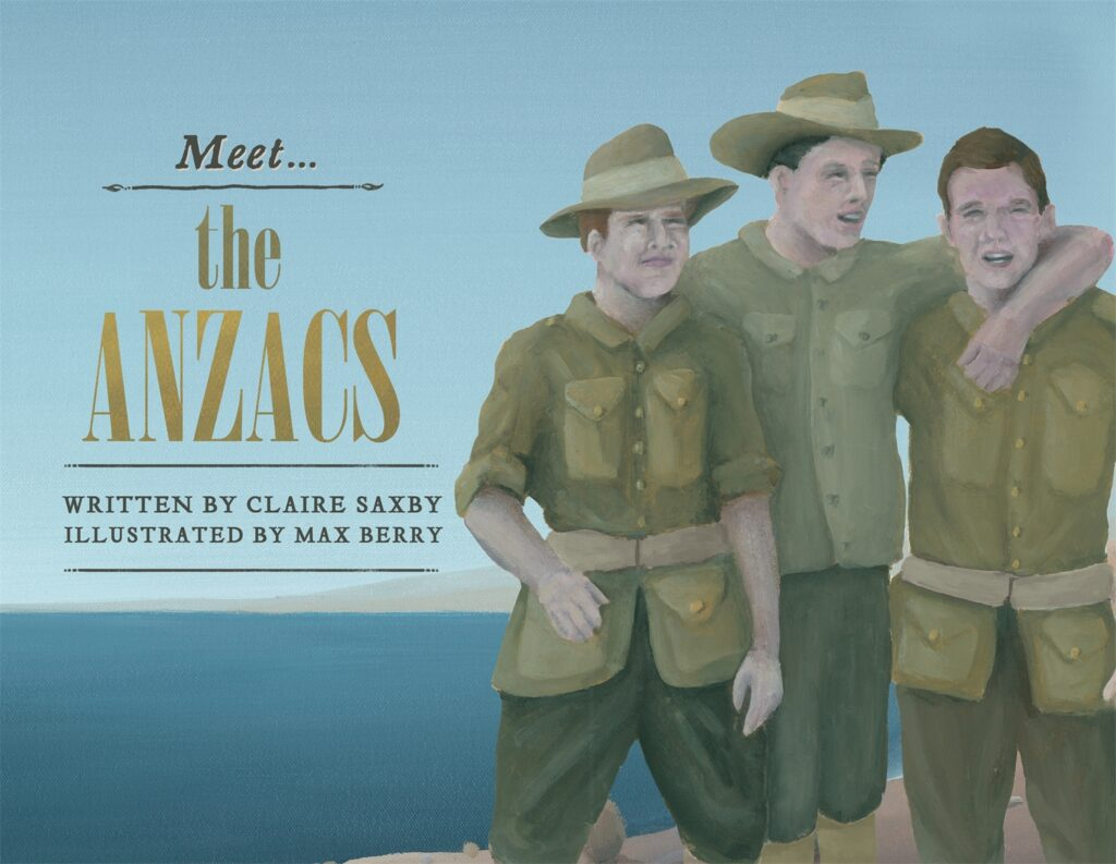 meet the anzacs
