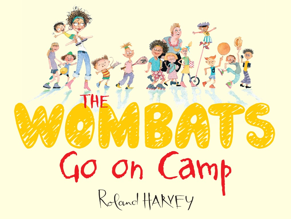 the wombats go on camp small