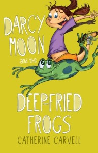 darcy moon and the deep-friend frogs