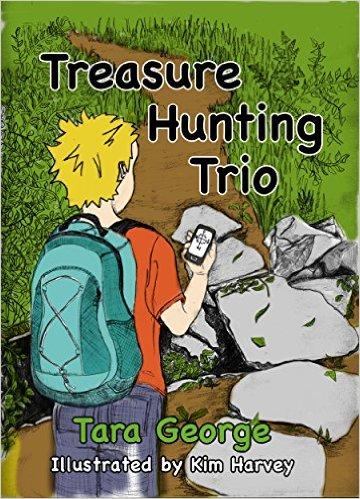 Treasure Hunting Trio