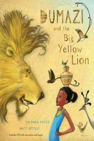 Dumazi and the Big Yellow Lion - Reading Time